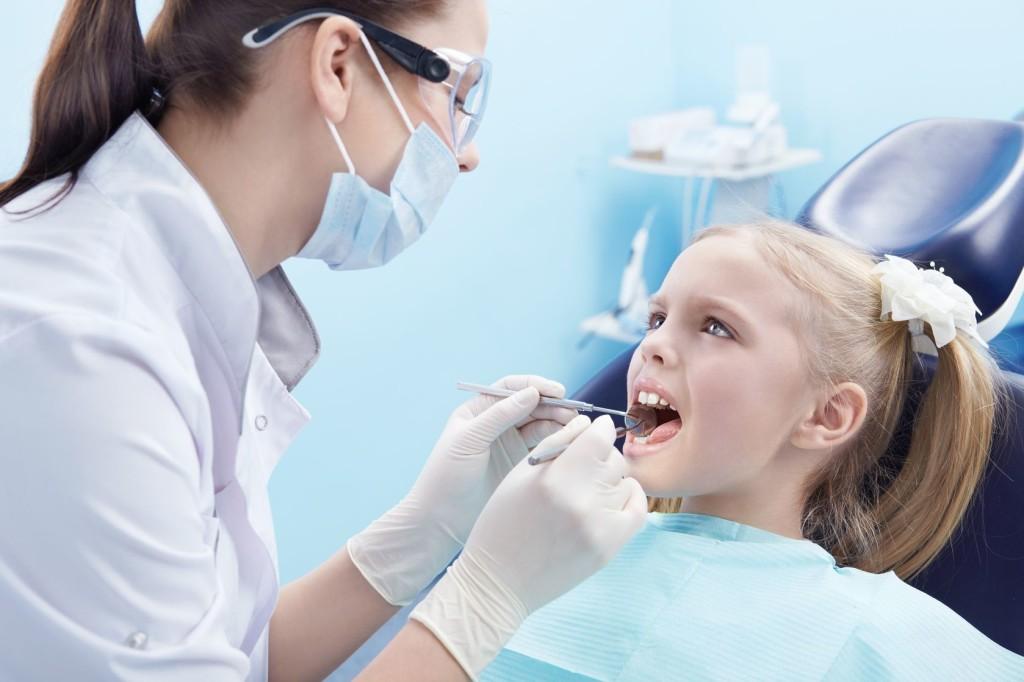 dental implant in child
